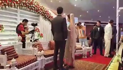 Danish and Ayeza Khan Walema Video-Valima Mobile Clip