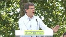 """Zone euro: l'échec économique """"partout, y compris en France"""", selon Montebourg"""