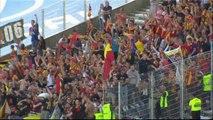 But Lalaïna NOMENJANAHARY (11ème) / Olympique Lyonnais - RC Lens (0-1) - (OL - RCL) / 2014-15