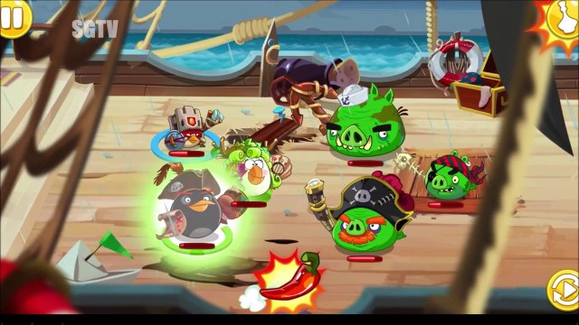Angry Birds Epic HD Game - Angry Birds Cartoon Like   Funny Angry Birds Videos