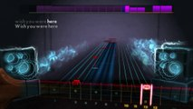Rocksmith2014 I wish you were here Incubus bass cover