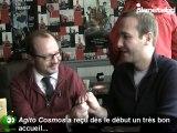 Olivier Milhaud et Fabien Mense en interview sur PlaneteBD.com