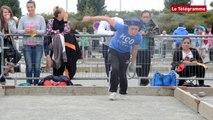 Lannion. Boules bretonnes : 56 quadrettes pour le Grand prix