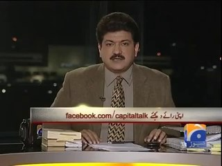 Hamid Mir was right in his prediction about the long March - It was to rescue Musharaf