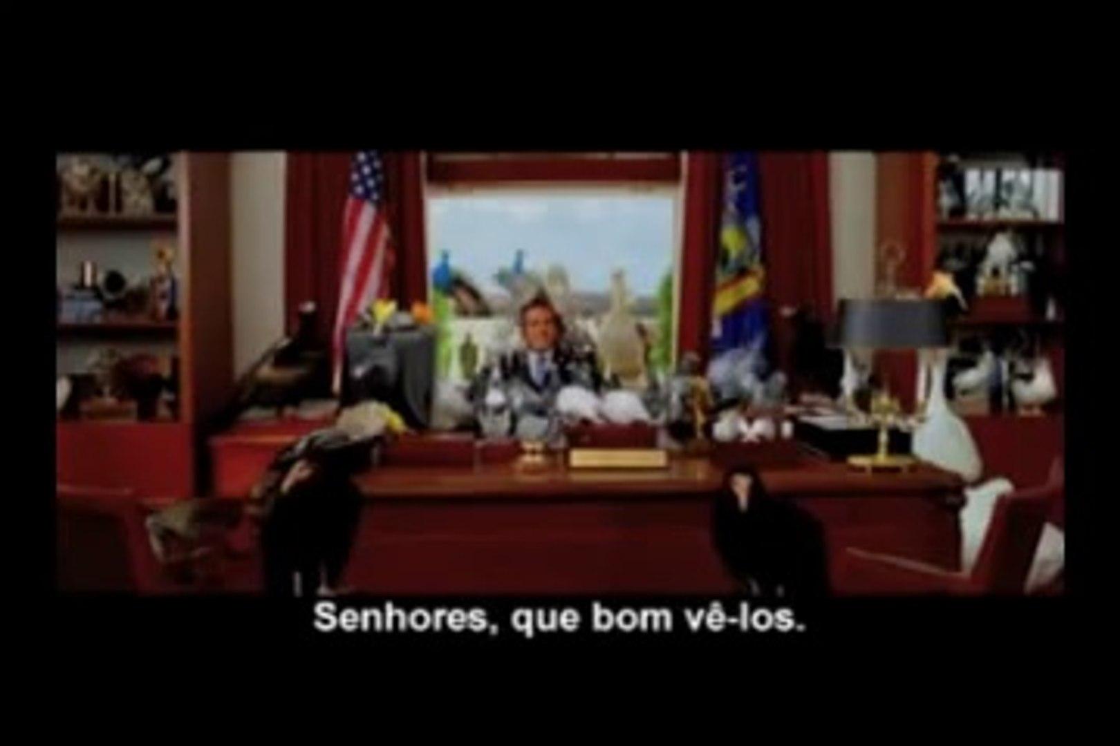 A Volta do Todo Poderoso - Trailer