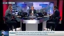 RMC Politique: Arnaud Montebourg et Benoît Hamon critiquent la politique économique du gouvernement – 25/08