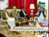 Elections 2013 were rigged, alleges Afzal Khan