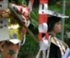 """Endonezya'da """"geri dönüşüm"""" temalı karnaval"""