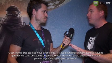 Destiny : Interview du Community Manager à la Gamescom
