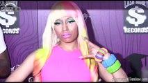 Nicki Minaj Suffers Wardrobe Malfunction at MTV VMA 2014 Bang Bang Act with Ariana Grande, Jessie J
