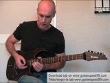 Cours de guitare - Ain't Talkin Bout Love (Van Halen)