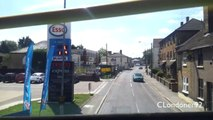 Journey via the country roads to Lakeside on London Buses route 370