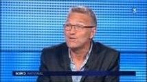 Laurent Ruquier déçu de la politique de François Hollande !