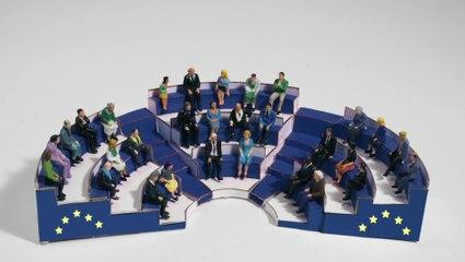 Le Parlement européen - Les Clés de la République