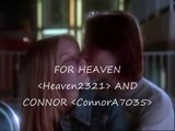 Connor and Heaven (Vincent Kartheiser and Kirsten Dunst in Luckytown)
