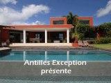 Vidéo : Location Villa de prestige Gosier Guadeloupe
