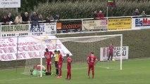 Foot : Résumé vidéo de la rencontre Luçon - Dunkerque