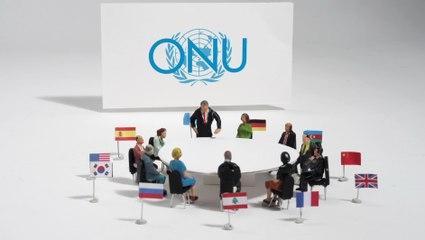 L'O.N.U - Les clés de la République