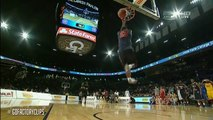 All Dunks Of 2013 NCAA College Slam Dunk Contest - INSANE DUNKS!