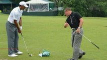Tiger Woods splits with swing coach