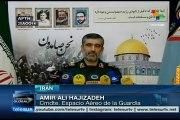 Irak confirma que derribó un drone israelí que espiaba su territorio