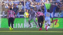 Highlights Málaga CF (1 0) Athletic Club   HD