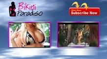 Alex Morgan shows her BUTT in Leopard skin Bikini bikini paradiso FULL HD