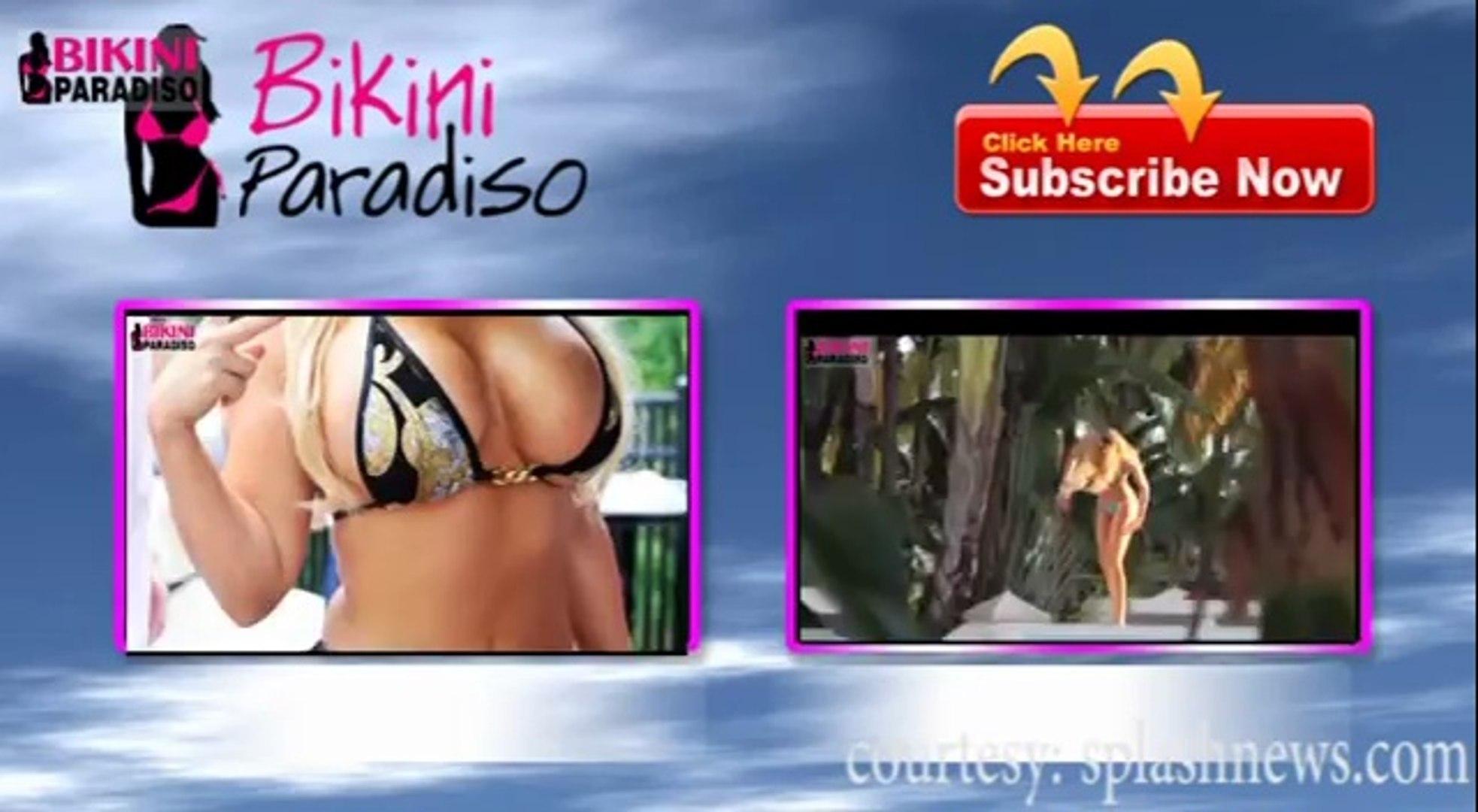 Jennifer Nicole Lee's BIKINI MALFUNCTION bikini paradiso FULL HD