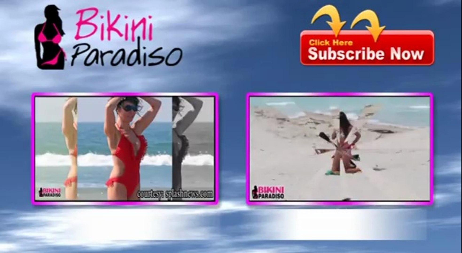 Sexy Tamara Ecclestone in a Skimpy Bikini bikini paradiso FULL HD
