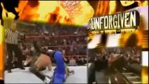 Edge vs John Cena TLC Match - Unforgiven 2006 (WWE championship)