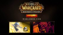World of Warcraft Warlords of Draenor - Cinematic