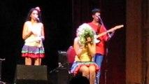 Verde Isabel - Presentacion del CD Cuando se tiene un amigo (Eduardo Allende, La chicharra) Musica de Pepe Fabian sobre textos de Elsa Bornemann