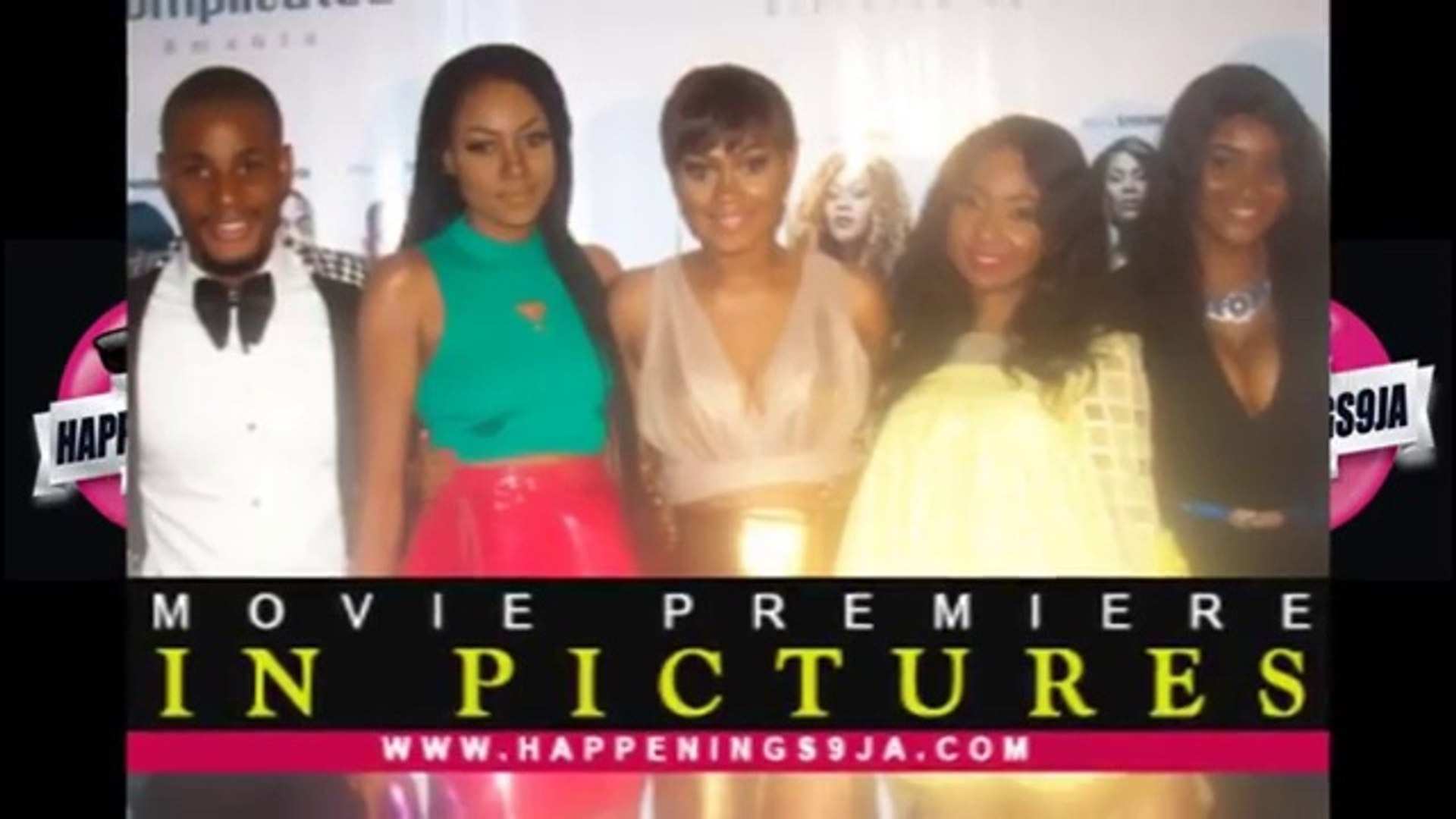 Find Latest Nigerian Celebrity News, Stories, Music, Photos - Happenings