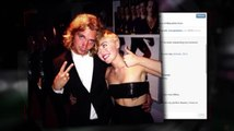 Miley Cyrus schickt einen obdachlosen Freund auf die Bühne der VMAs um ihren Preis entgegen zu nehmen