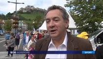 Tour de l'Avenir 2014 - Reportage France 3 Auvergne 19/20 - dimanche 24 août