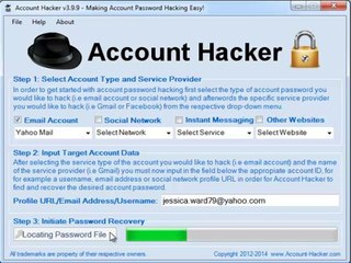 Hack Yahoo Account Passwords - video dailymotion