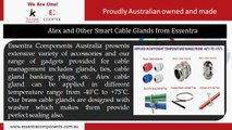 Cable Ties and Cable Glands for Cable Management - www.essentracomponents.com.au