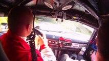 Rallye Montagne noire 2014 délire ES Annulé DELAGE Cédric/BONDOUX Laurent OPEL Speedster