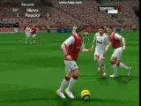 Arsenal 2-0 Milan AC