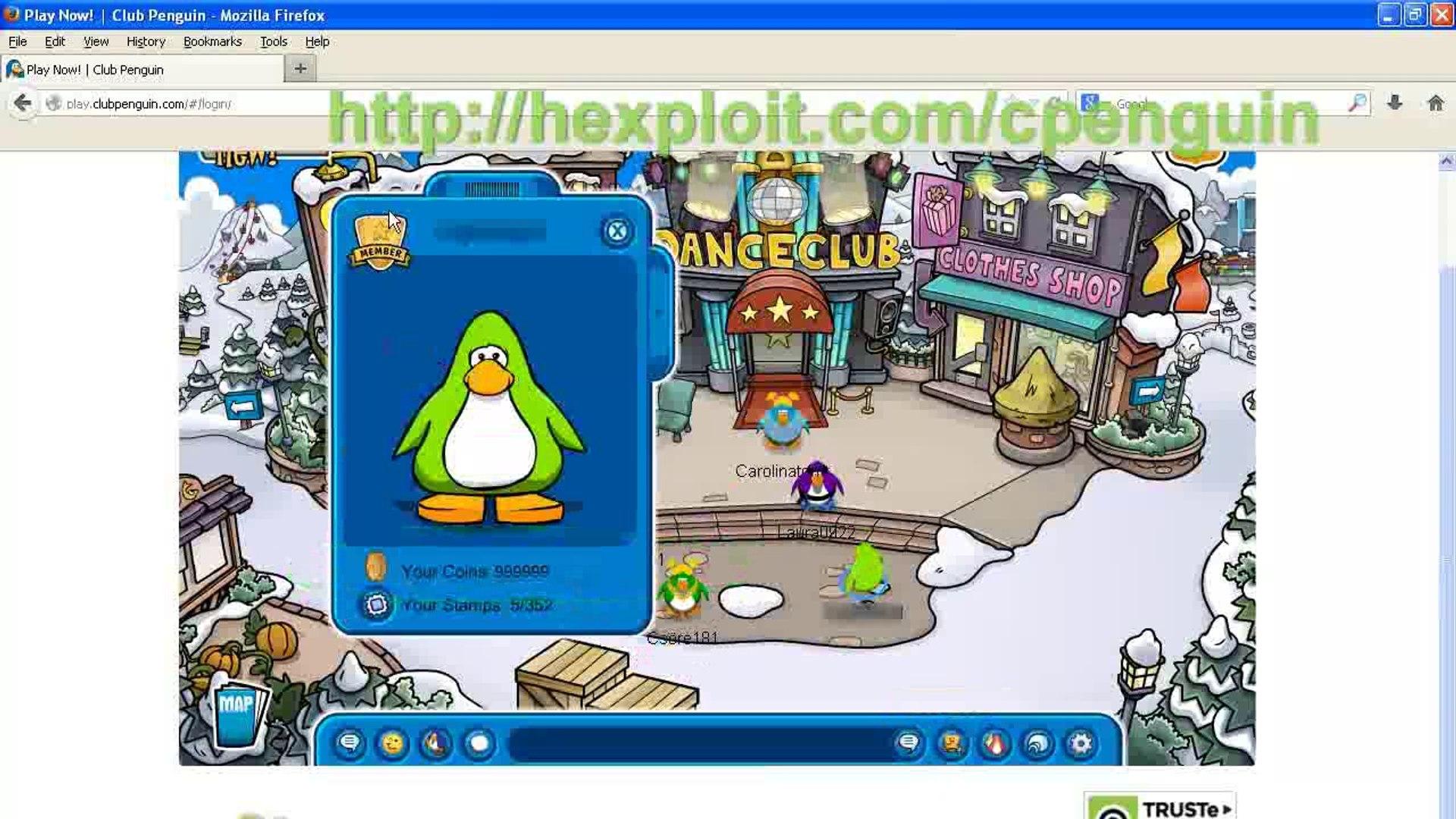 Club Penguin Membership Codes - 100% Unused