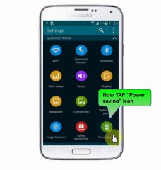How to Increase Battery Life on Your Samsung Galaxy S5 by Automating