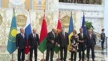 Soldados rusos detenidos en Ucrania