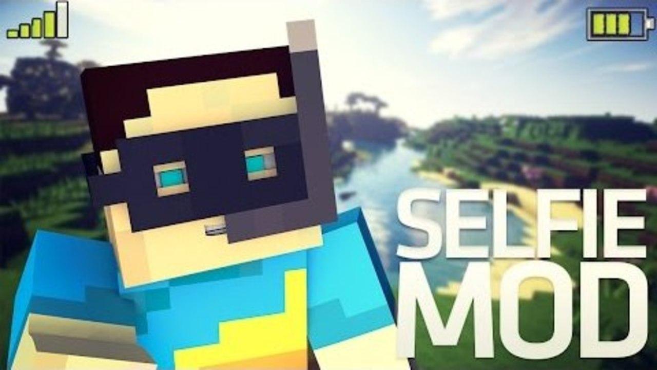 #SELFIE [Minecraft Selfie Mod]