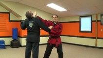 Kempo/Kenpo Karate Lapel Grab Defense