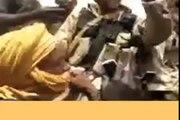 Mali 2013_ Discours du chef de guerre Djihadiste d'AQMI contre les touaregs du MNLA, la France USA