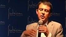 Algerie 2013_ le ministre de François Hollande (Manuel Valls) est un sioniste de chez sionisme !