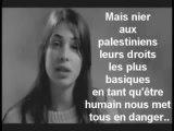 Algerie 2013_ Tous les Juifs ne sont pas sioniste et refusent le sionisme et les crimes d'israel