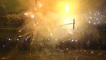 Perou- Huaraz: Feu d'artifice, 150 ans de la ville!