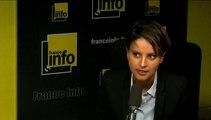 """Najat Vallaud-Belkacem : """"Pas de place à la polémique inutile"""""""