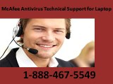 1-888-467-5549 MCAfee Antivirus Technical Support for windows 8